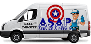 Top Header ASAP Repair Van